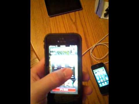 Iphone 5 won't hang up on a call