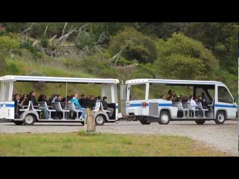 Angel Island Tram Tours Angel Island State Park San Francisco Bay California