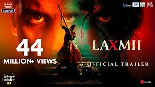 Laxmii | Official Trailer | Akshay Kumar | Kiara Advani | Raghav Lawrence | 9th November