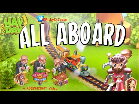 Hay Day - The Master's Derby Town Task