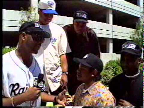 NWA and EAZY E interview