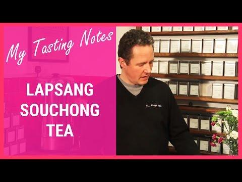 Tea Descriptions - Lapsang Souchong TTV#32