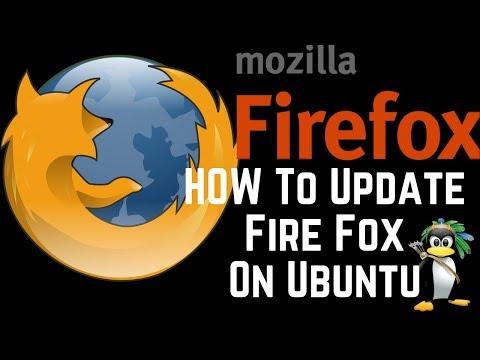 How To Update Latest Version Of Mozilla Firefox On Ubuntu  17.04,16.04,12.04,14.04