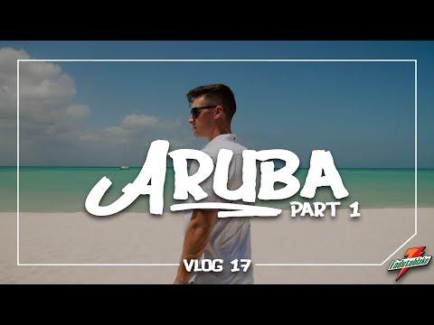 LOST MY DRONE IN ARUBA - Vlog 17