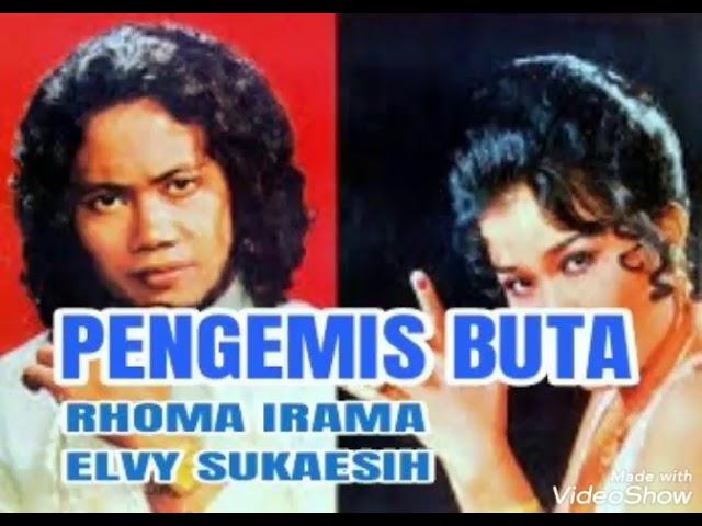 Rhoma Irama - Pengemis Buta (feat. Elvy Sukaesih)