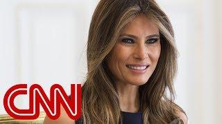 Melania Trump on Donald