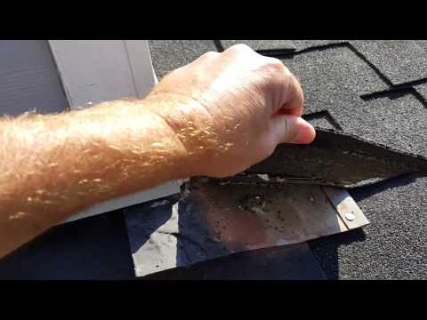 The Worst Roofing Job Ever!  This Tops Anything I have Seen in 25 Years of Roofing