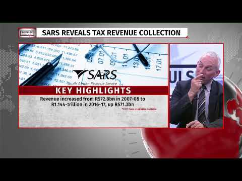 Sars reveals tax revenue collection