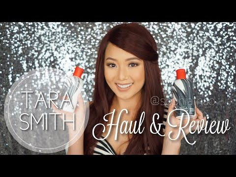 Haul + Review: Tara Smith Haircare