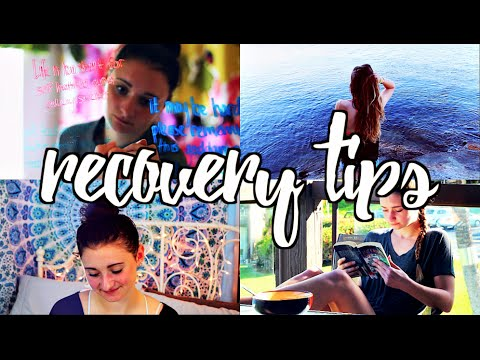 Everyday Tips to Help Eating Disorder Recovery | Lydia's Fight
