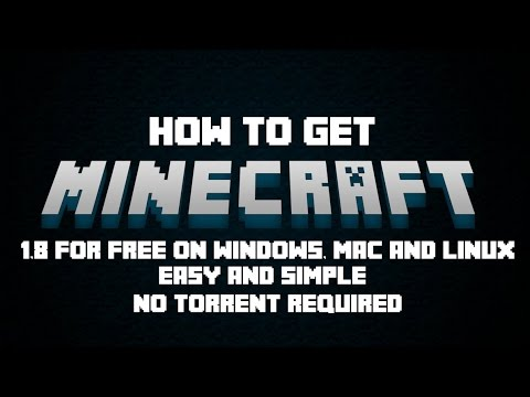 How to get Minecraft 1.8 for free on Mac, PC and Linux [Mar. 2015]