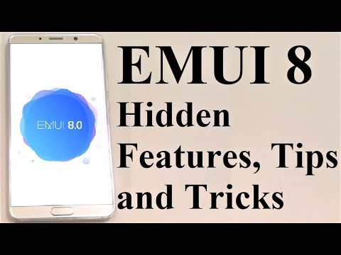Huawei EMUI 8 - Hidden Features, Tips and Tricks