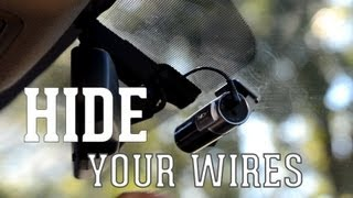 The Easy Guide to Hide Your Dash Camera