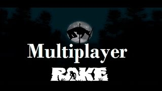 Rake: Multiplayer Gameplay!(highest Settings, No Commentary)