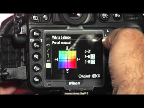 Proper White Balance Ep 117: DSLR | Video Skills with Rich Harrington: Adorama Photography TV