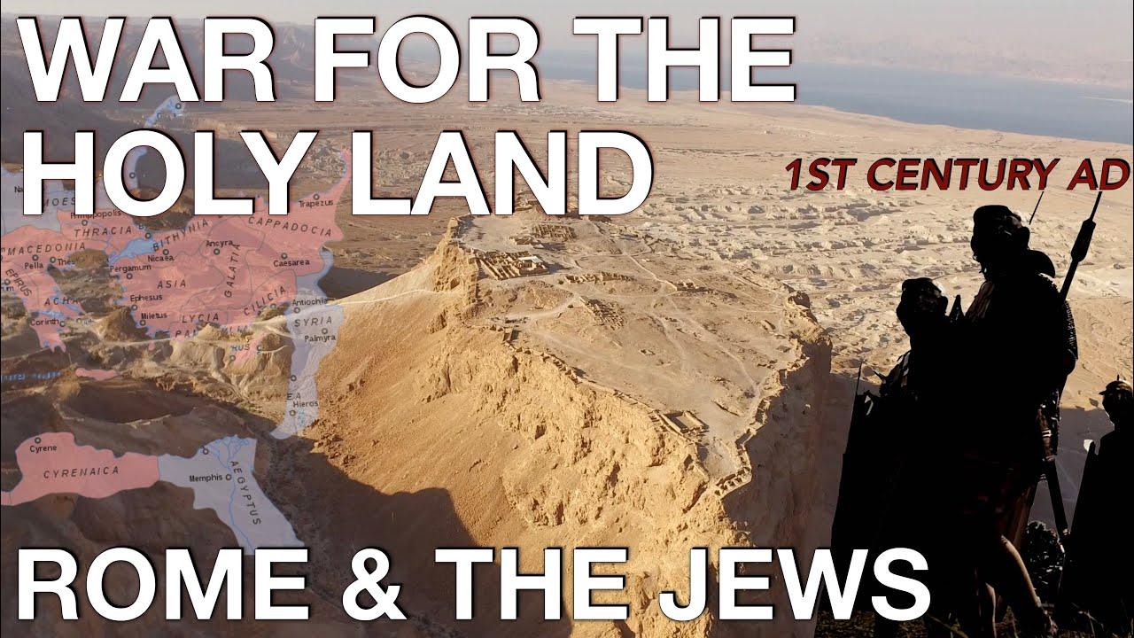 The Great Revolt & The Siege of Masada // History Documentary