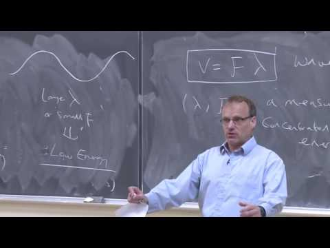 Wave energy: frequency and amplitude dependence