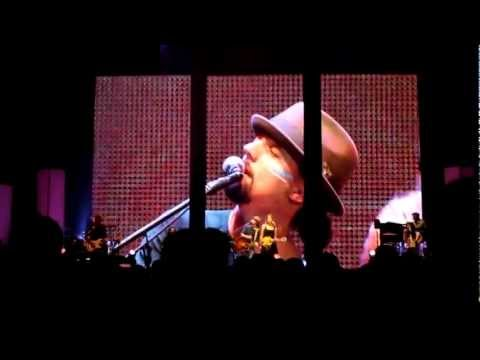 Jason Mraz Live at the O2, Helps Man Propose & 'The Woman I Love'