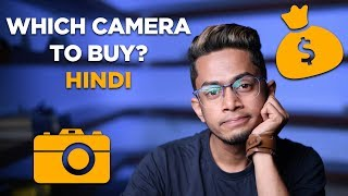 Which CAMERA to buy? Best DSLR in your budget Nikon, Canon or Sony  | Hindi