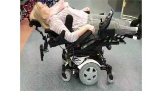 New power chair innovation from invacare