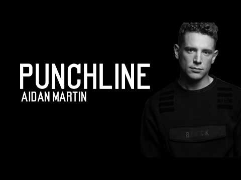 Aidan Martin - Punchline / Lyrics (The X Factor 2017)