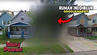 Bikin Merinding?! Inilah Alasan Google Memburamkan Foto Rumah Orang Ini