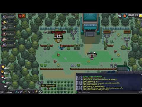 Pokemon Revolution Online - Boss The Pumpkin King