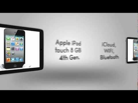 Apple iPod touch 8 GB 4th Gen..mp4