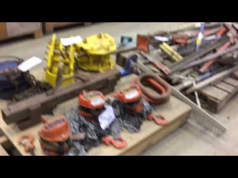 Maglio Installations/Industries Auction-Day 1 pt. 2