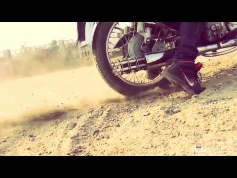 Awsm bike silencer....