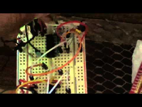 Bipolar Stepper Motor Speed and direction Control Explanation