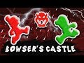 Bowsers Castle Super Stick Bros