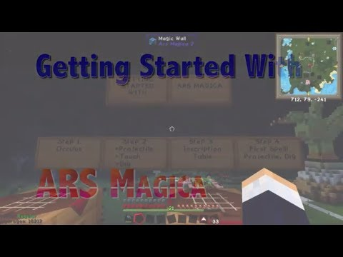 Your First Spell with Ars Magica 2 - Walkthrough