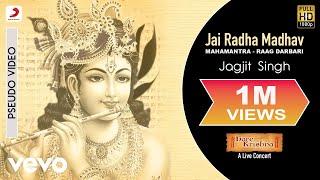 Jai Radha Madhav - Live Concert | Jagjit Singh Bhajans