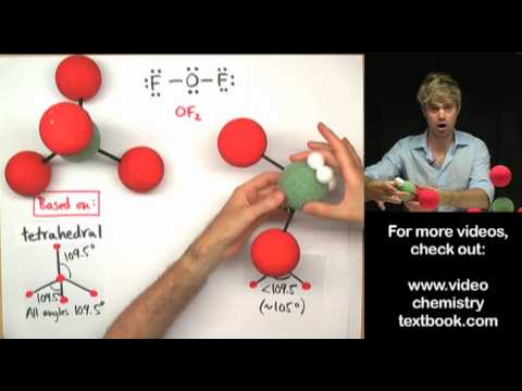 VSEPR Theory Practice Problems