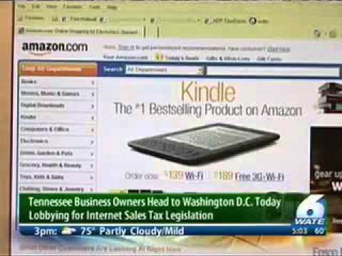 Online Sales Tax and Tennessee