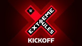 WWE Extreme Rules Kickoff: July 15, 2018