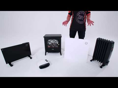 Choosing an Electric Heater | Mitre 10