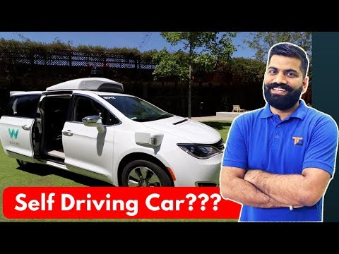 Self Driving Car - Waymo Self Driving Tech Explained