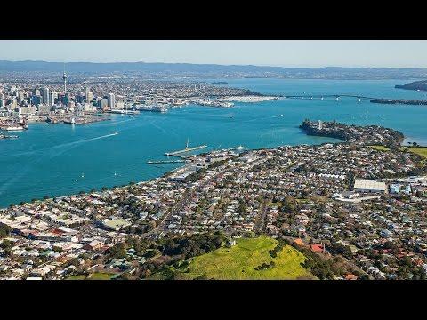 Transport Infrastructure in Auckland, New Zealand