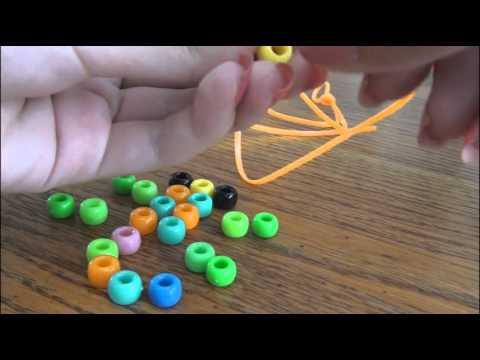DIY: Beaded Lizard. [[Baby Beaded Gecko]] | SoCraftastic