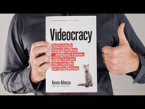 VIDEOCRACY Book Trailer   Kevin Allocca