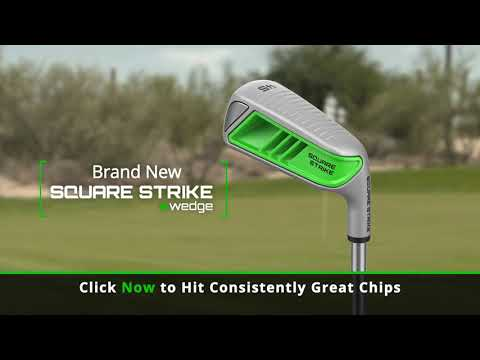 Square Strike Wedge: Simplify Your Short-Game Today!