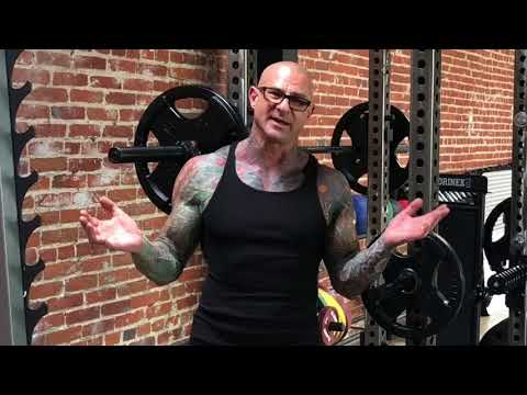 Countdown To Strength Tip: Superset
