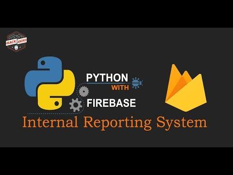 Python Django and Google Firebase Project : Employee Daily Progress Reporting System