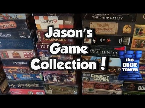 A Tour of Jason's Game Collection