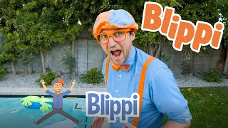 Sink or Float With Blippi | Science Videos For Kids | Educational Videos For Toddlers