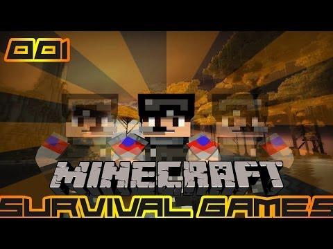 Minecraft Survival Games | Ep:01 | Fastest Death Ever