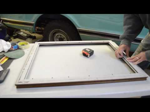 How to make a Picture Frame, Modify Picture Frame, Cheap Picture Frame