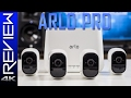 Netgear Arlo Pro Review - Best Wireless Security Camera System?